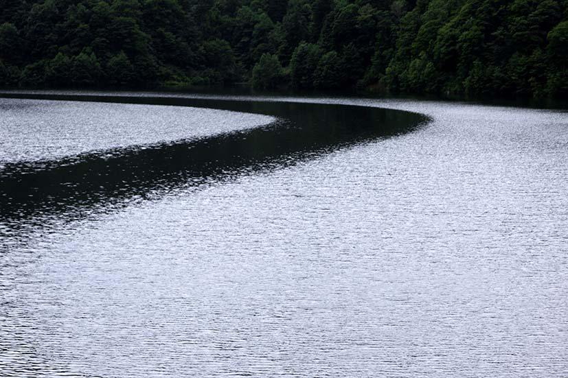2013夏定山渓ダム